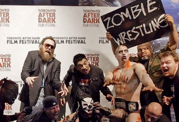 indie wrestling toronto