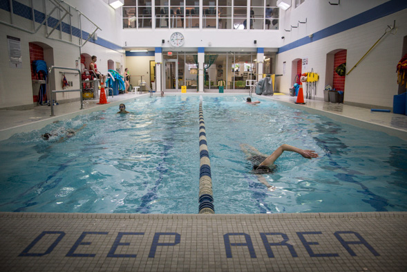The best indoor swimming pools in toronto - Centennial swimming pool richmond hill ...