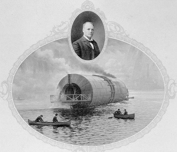 toronto roller boat