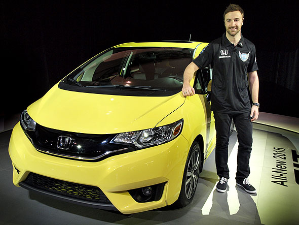 Honda Fit and Hinchcliffe