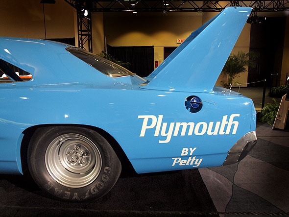 Richard Petty Superbird