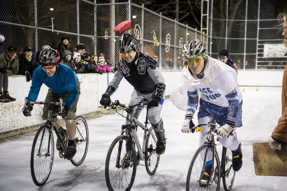 Icycle bike race toronto
