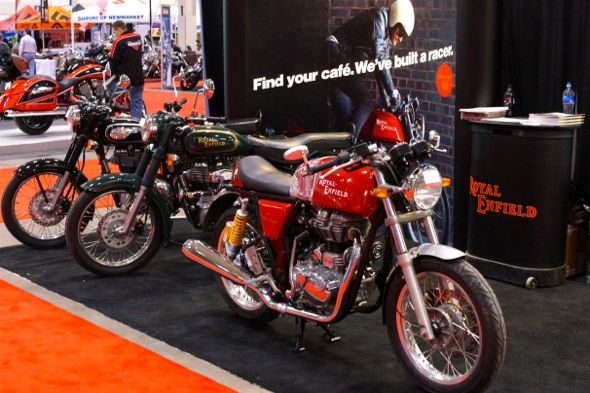 Bikes Galore Royal Enfield is making