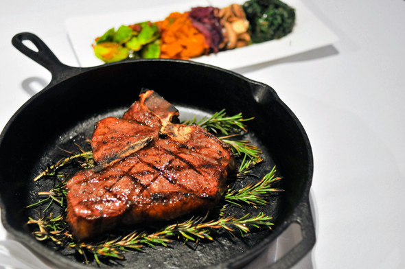 Best steakhouses toronto