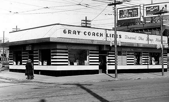 Gray Coach Lines