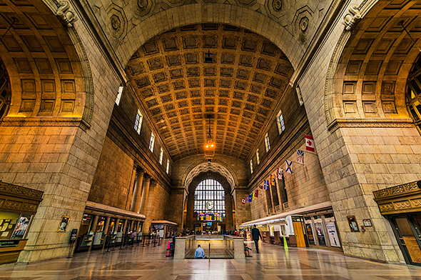 Union Station rename