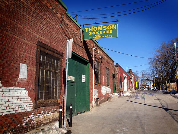 Thomson Groceries