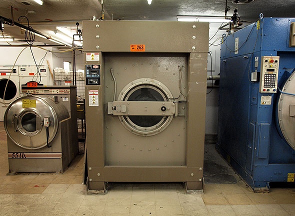 Sutton Place washing machines