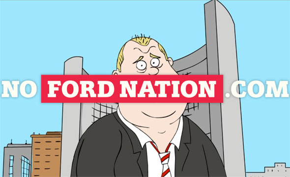 toronto rob ford cartoon