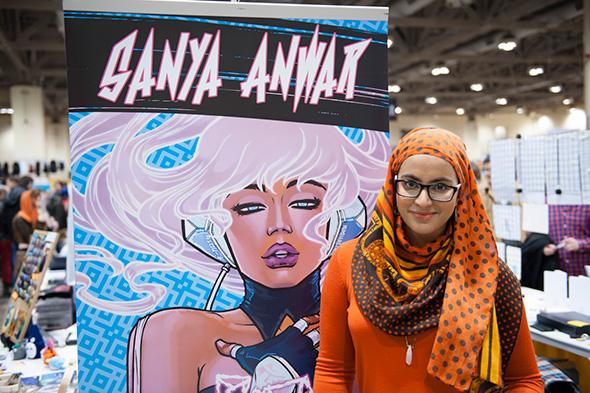 Sanya Anwar