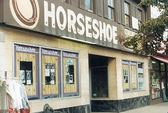 Horseshoe Tavern 1980