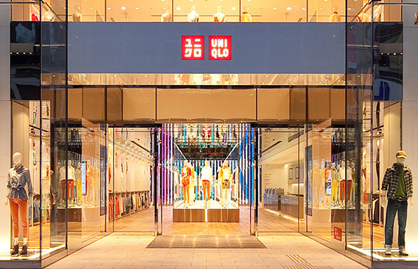 Uniqlo Japanese Clothing Line Opens Flagship Store in San