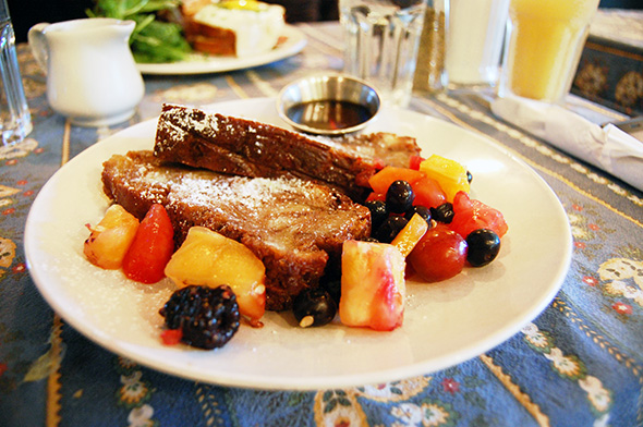 best french toast toronto