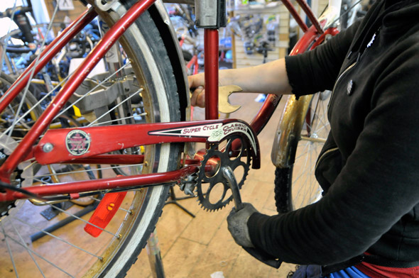best bike repair shops toronto