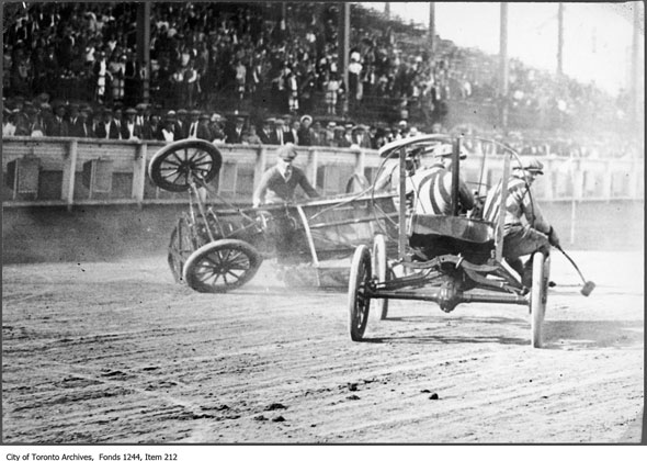 toronto automobile polo