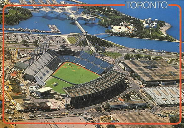 toronto exhibition stadium