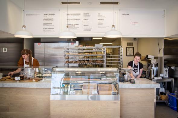 toronto restaurant openings