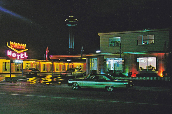 Cadillac Motel Niagara Falls