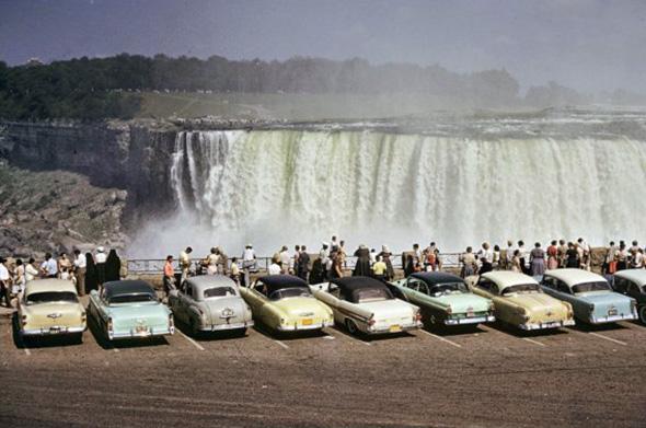 Niagara Falls History Toronto