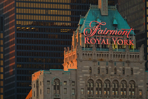 Royal York Hotel Sale