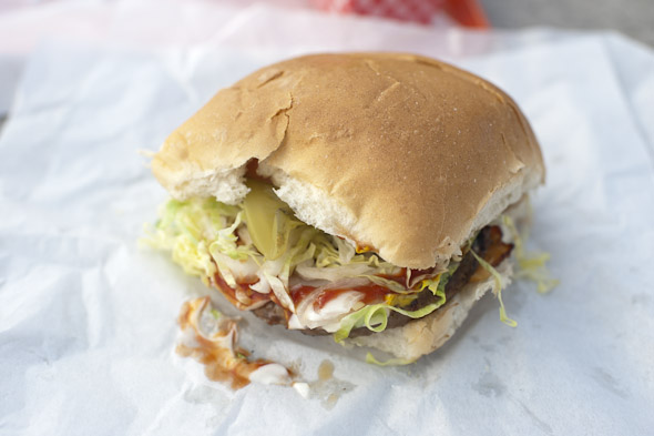 burgers toronto