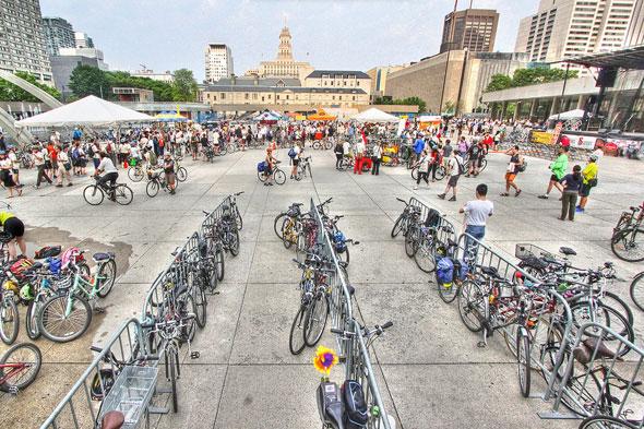 toronto bike month 2014