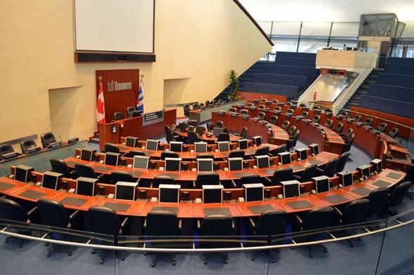 toronto city council