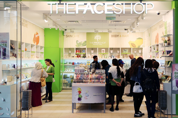 faceshop toronto