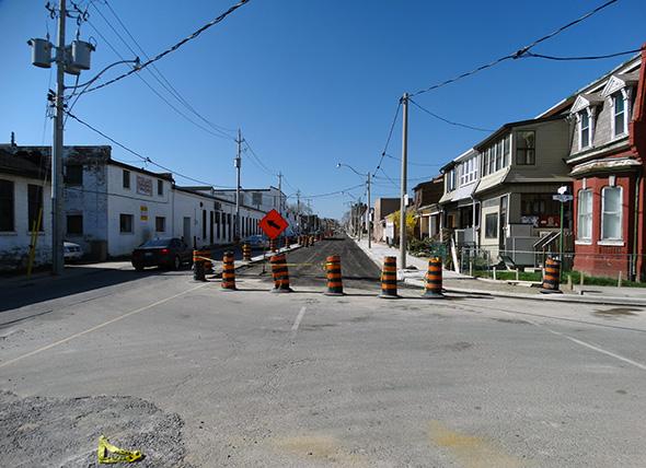 Dufferin worst road