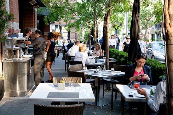 One Restaurant Toronto