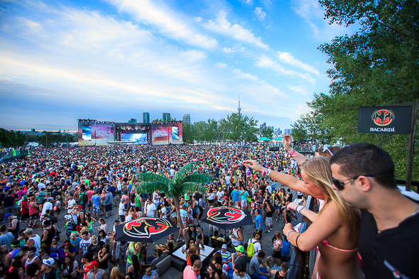 summer music festivals toronto