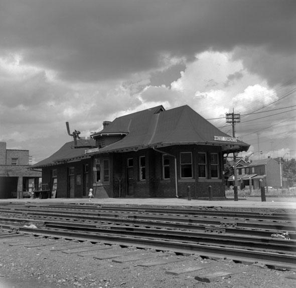 toronto west station