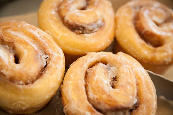 cinnamon buns toronto