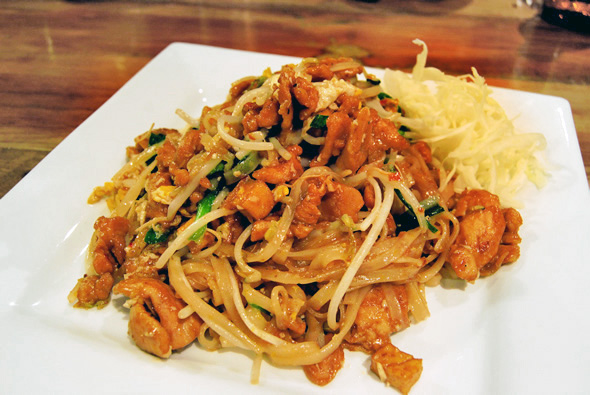 best pad thai toronto