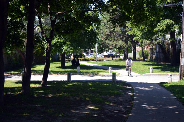 toronto danforth park