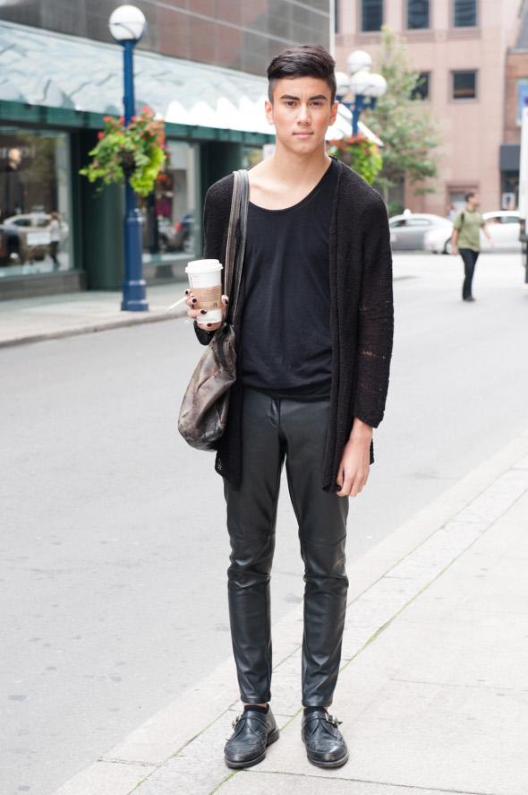 10 Styles That Define Men 39 S Street Fashion In Toronto