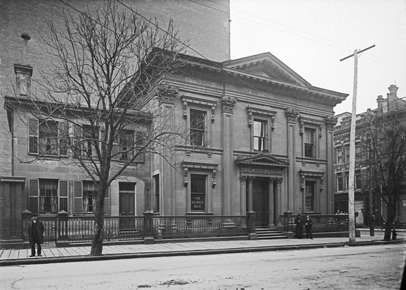 toronto cawthra mansion