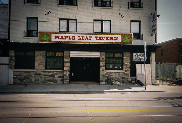 Maple leaf tavern