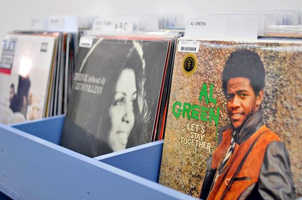 Toronto music library