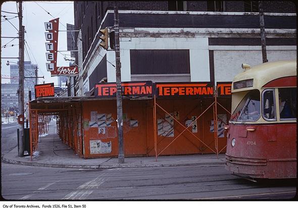 A Visual History Of Demolition In Toronto