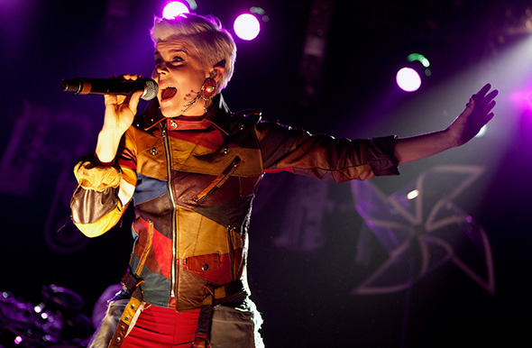 today in Toronto