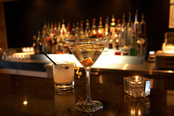 The Best Martinis in Toronto