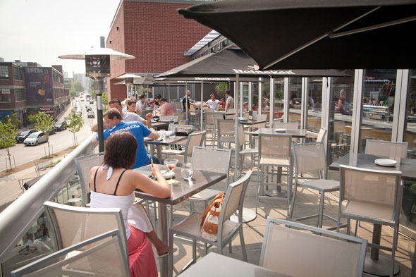 big patio toronto