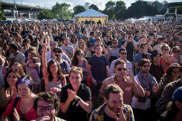 Toronto Urban Roots Festival
