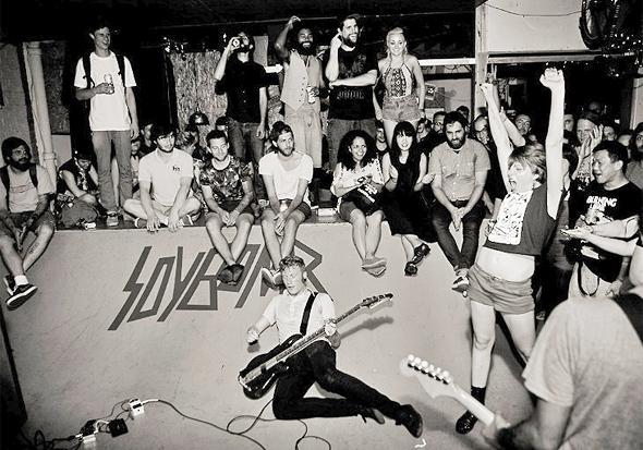 Toronto punk venues