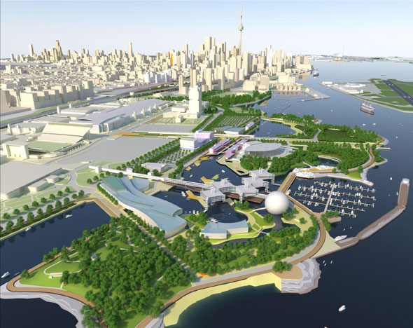 Ontario Place to get $100 million make-over