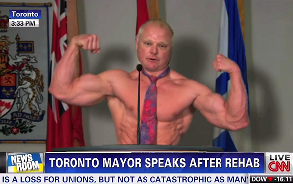 Rob Ford Kimmel