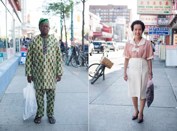 street style chinatown