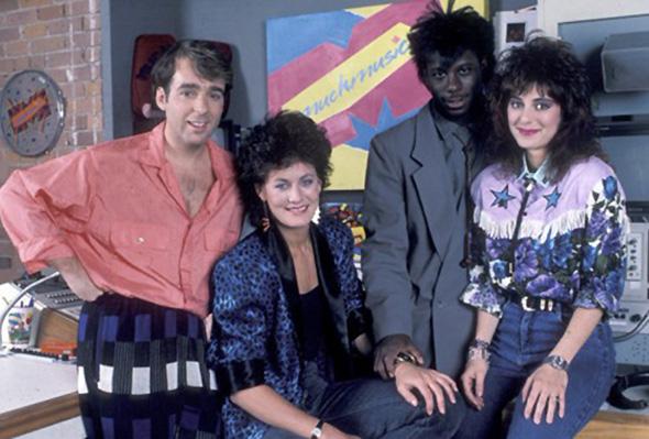 Much Music 1980s