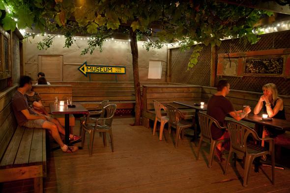 romantic patios toronto
